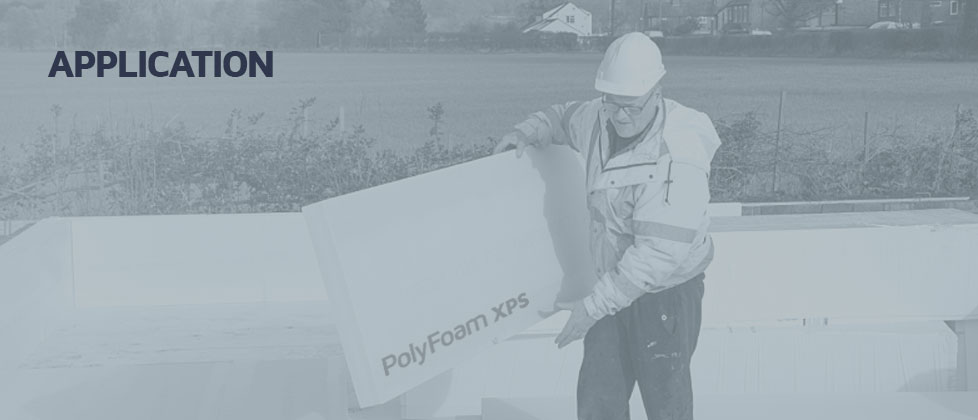 Polyfoam XPS Applications