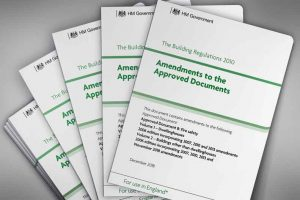 Amendments to Building Regulations for fire safety